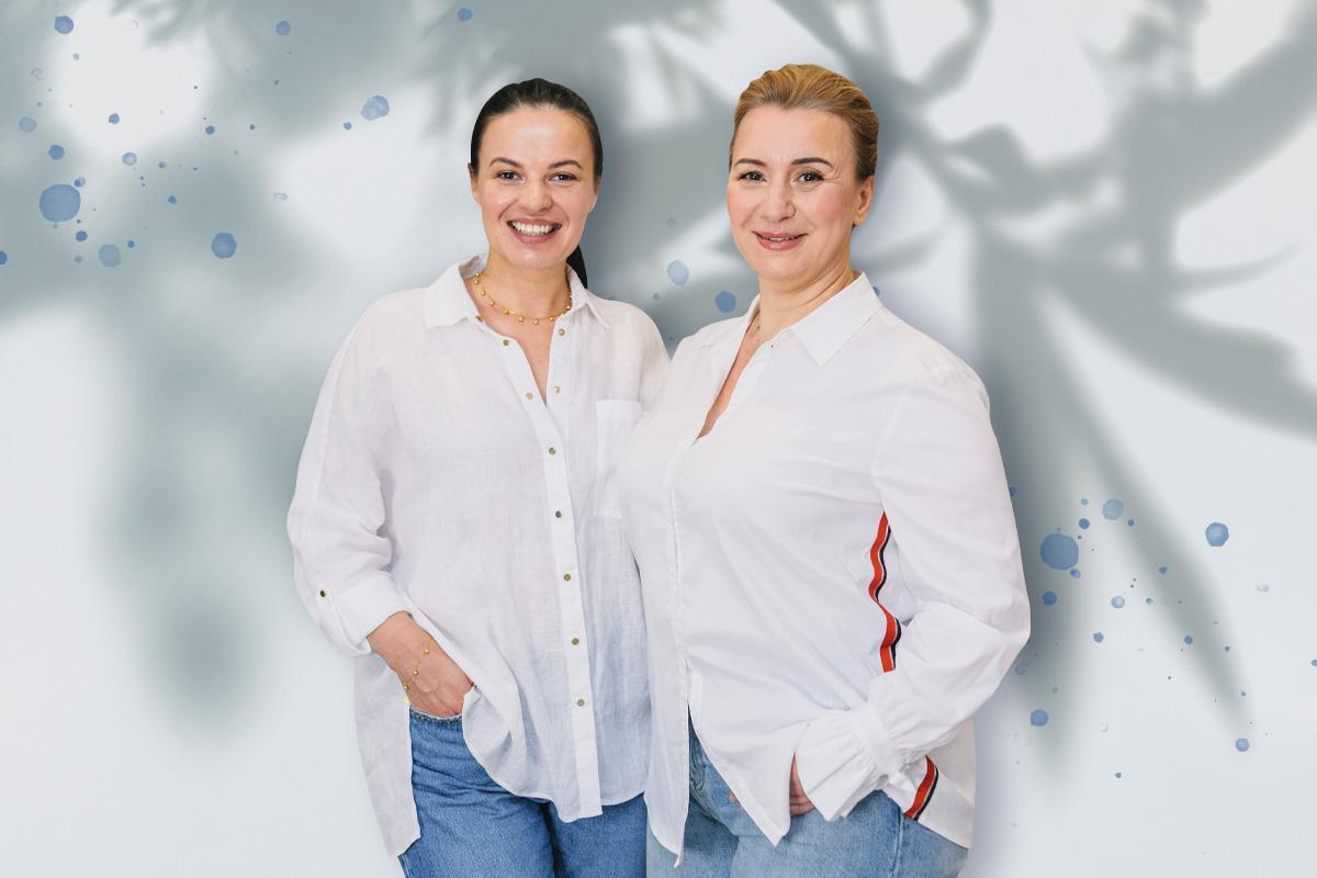 Красивое дело: Елена Романова и Татьяна Буряк, основательницы Fit For Face