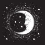 Чорний Місяць в астрології: коли змінює знак і як це пережити