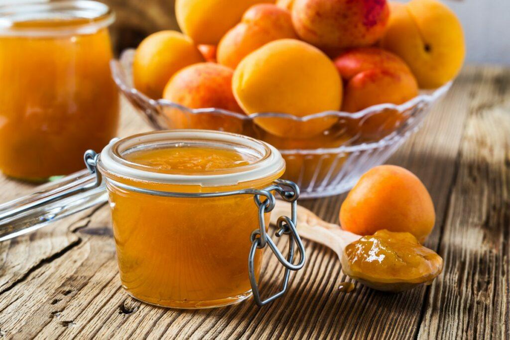 Рецепт джема из абрикосов с лимоном в хлебопечке