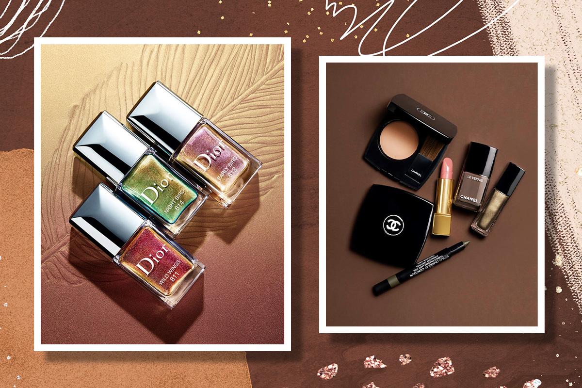 Самые красивые осенние коллекции макияжа 2021