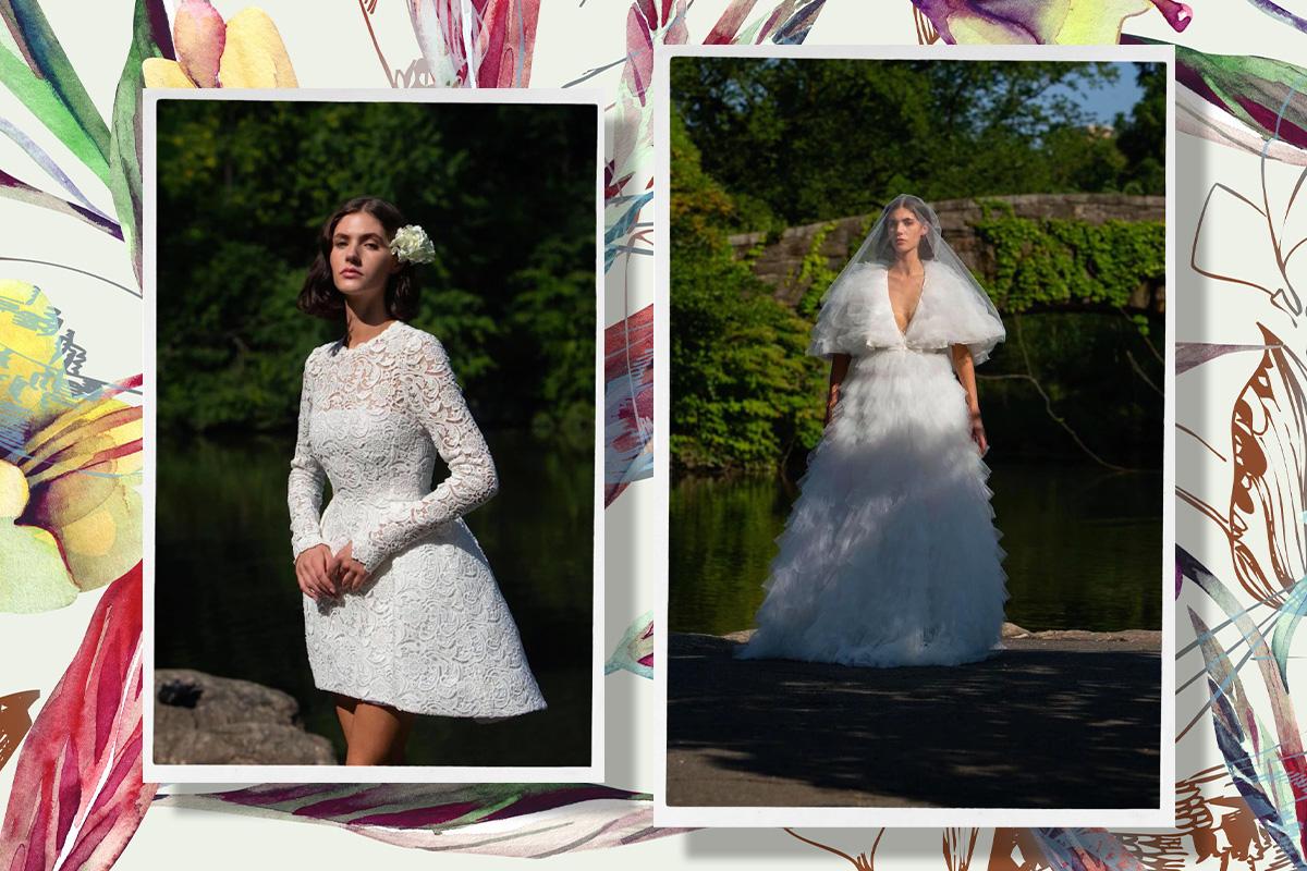 Giambattista Valli представив весільну колекцію