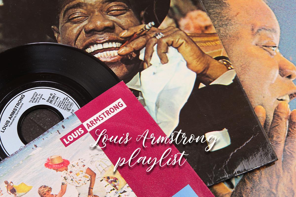 B-Hub music: Луи Армстронг