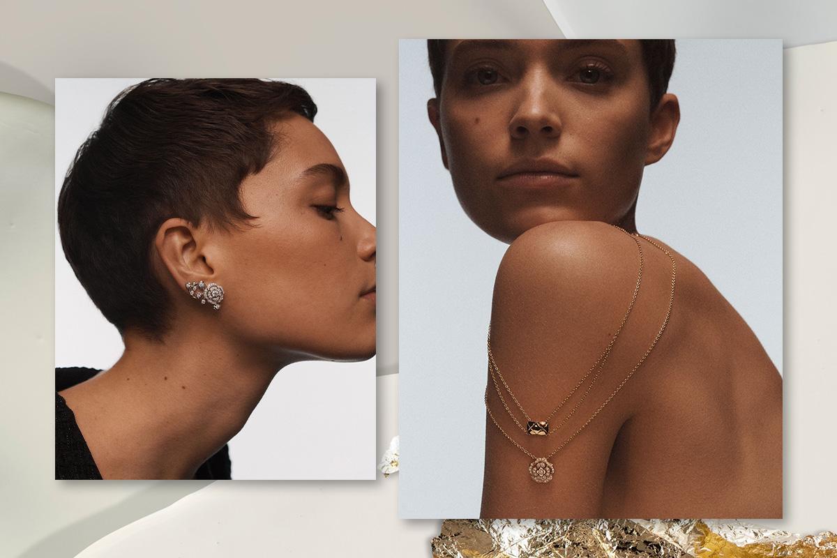 Bouton de Camélia: Chanel представив оновлену колекцію ювелірних прикрас