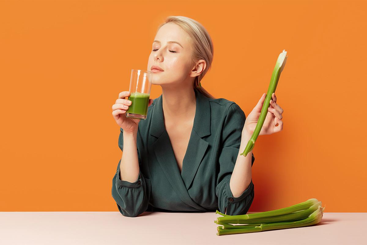 Сок сельдерея натощак: чем полезен и как пить