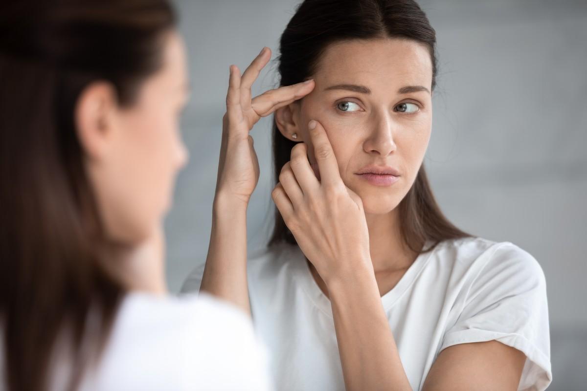 пилинг для кожи вокруг глаз летом