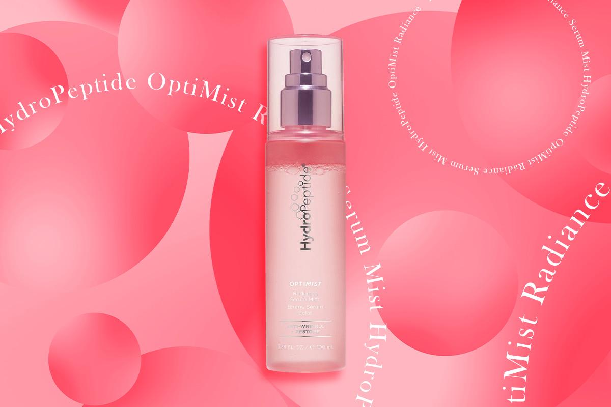 Beauty-средство недели: HydroPeptide, OptiMist Radiance Serum Mist
