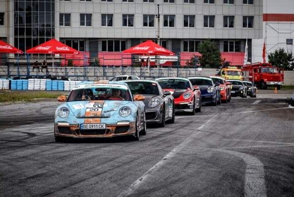 Фестиваль Carrera Time Attack International