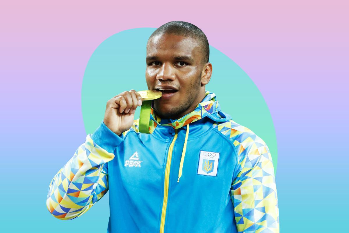 Жан Беленюк виборов перше «золото» для України на Олімпійських іграх у Токіо