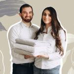 Красивое дело: Юлия и Назарий Бигун, основатели бренда Ohra Home