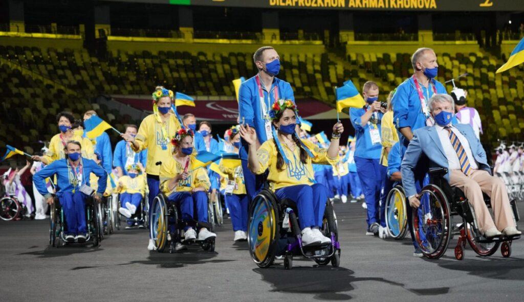 Паралимпийские игры 2020: первые победы Украины