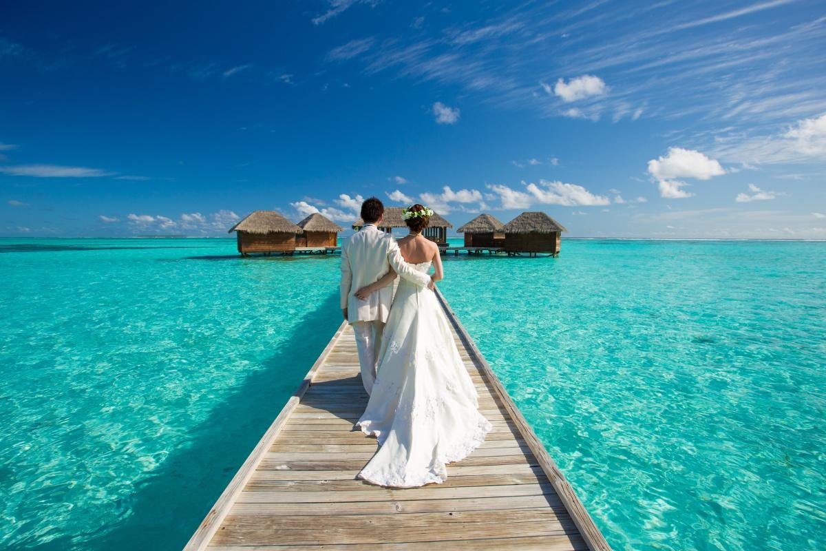 Свадьба за границей: топ-7 локаций необычайной красоты