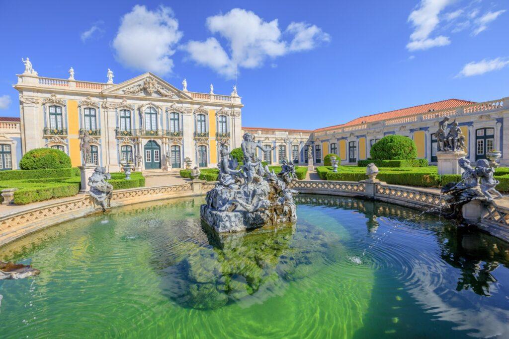 Дворцы в Португалии
