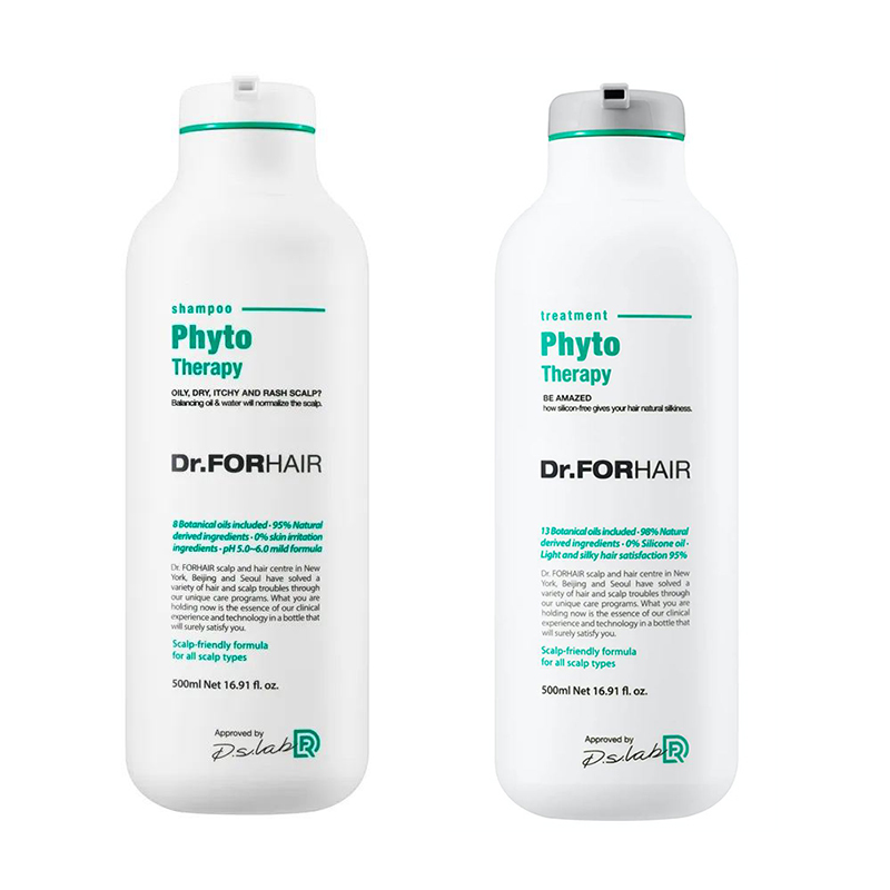 Dr. ForHair, Phyto Therapy Shampoo + Treatment