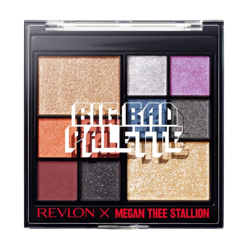 Revlon x Megan Thee Stallion Big Bad Beauty Looks Collection