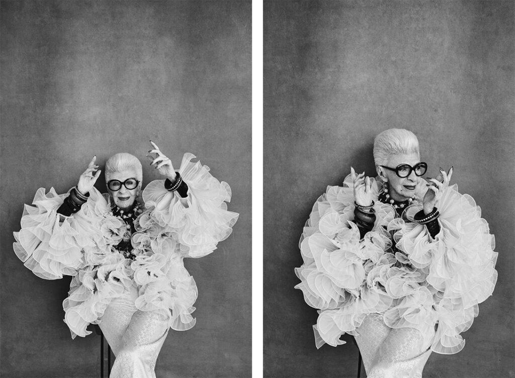 Яскраво і сміливо: H&M готує колаборацію з Айріс Апфель