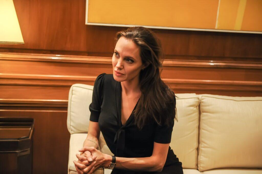Анджеліна Джолі про розлучення з Бредом Піттом, насильство і права людини