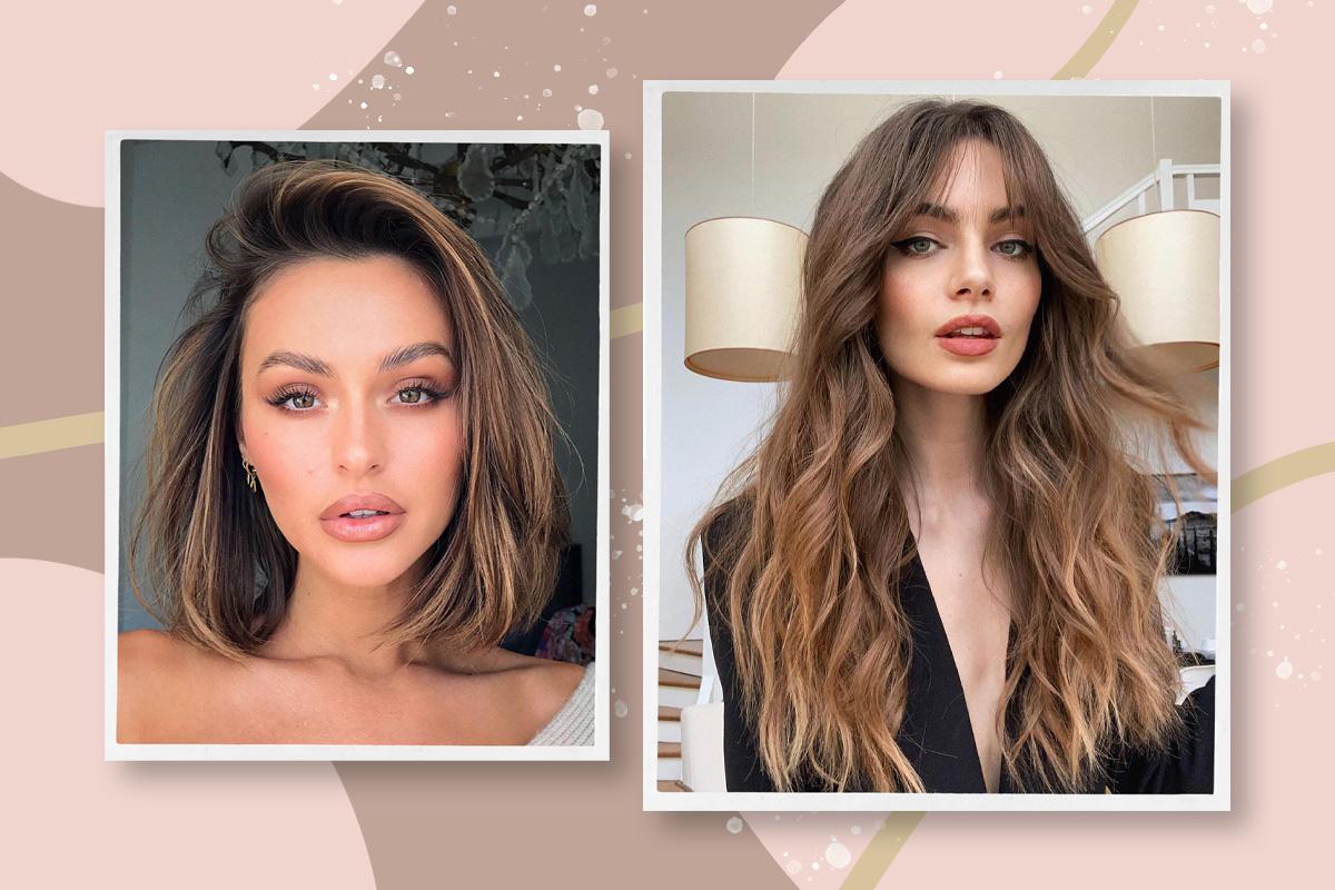 Модне фарбування волосся на осінь 2021