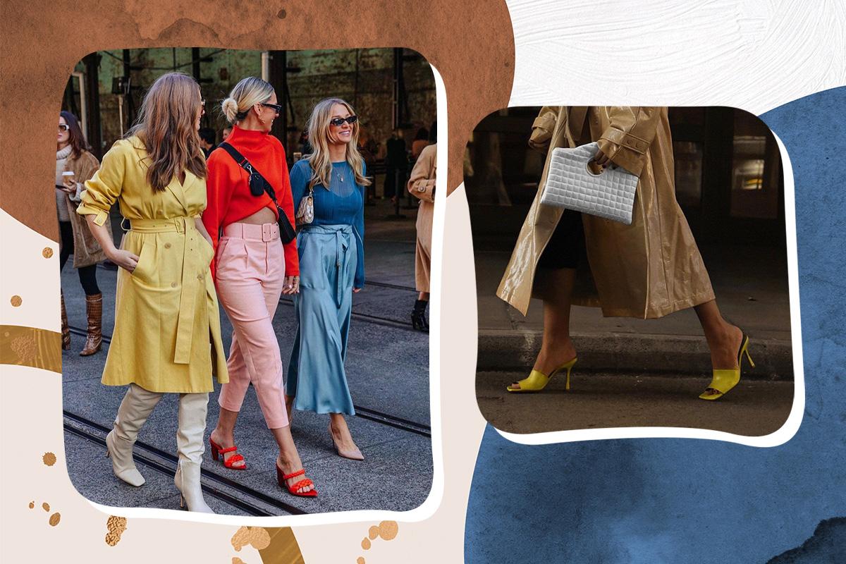 Трикотаж, яскраві кольори і блискітки: топ-16 модних трендів осені 2021