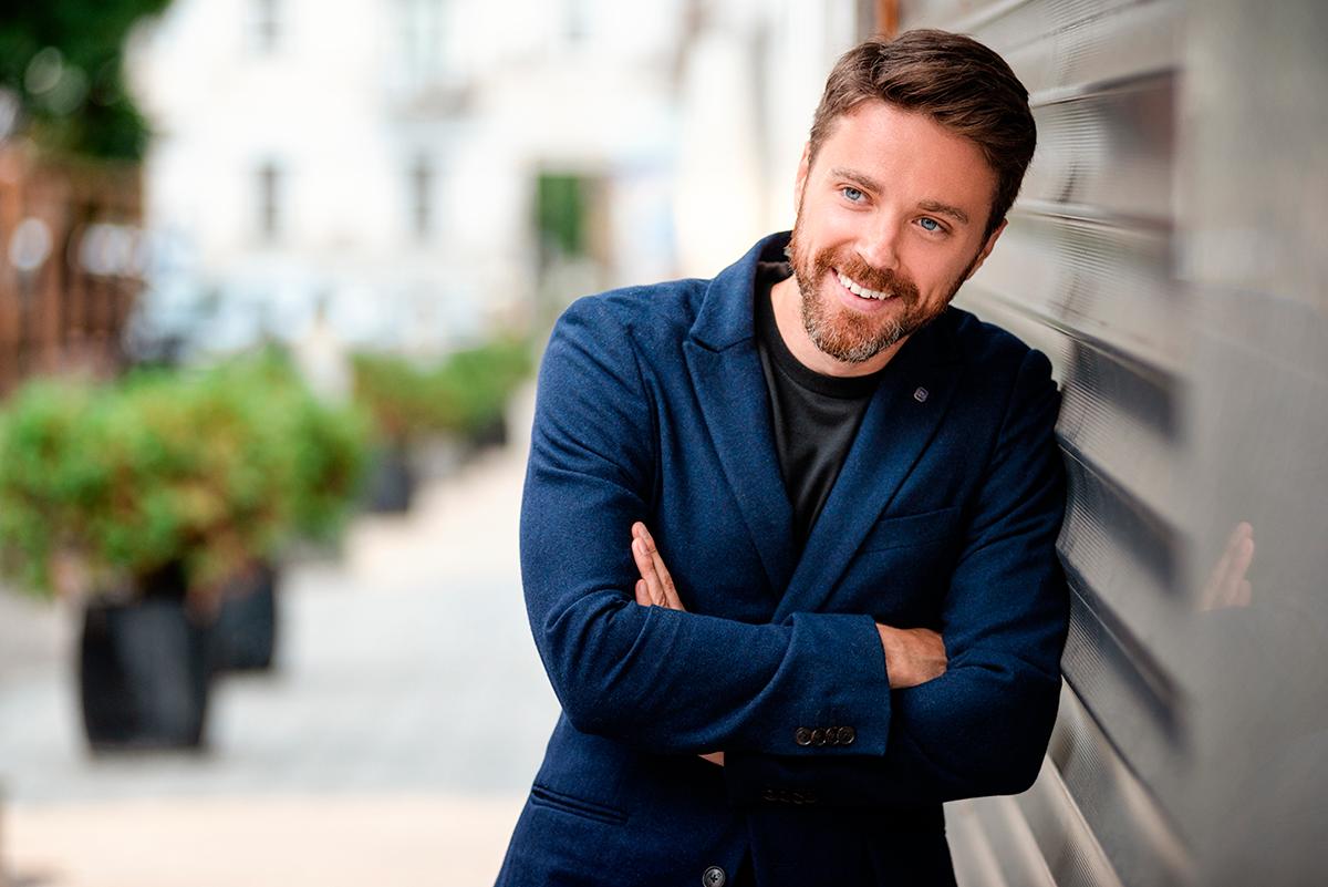 Александр Попов о работе, спорте, новых проектах и даме сердца