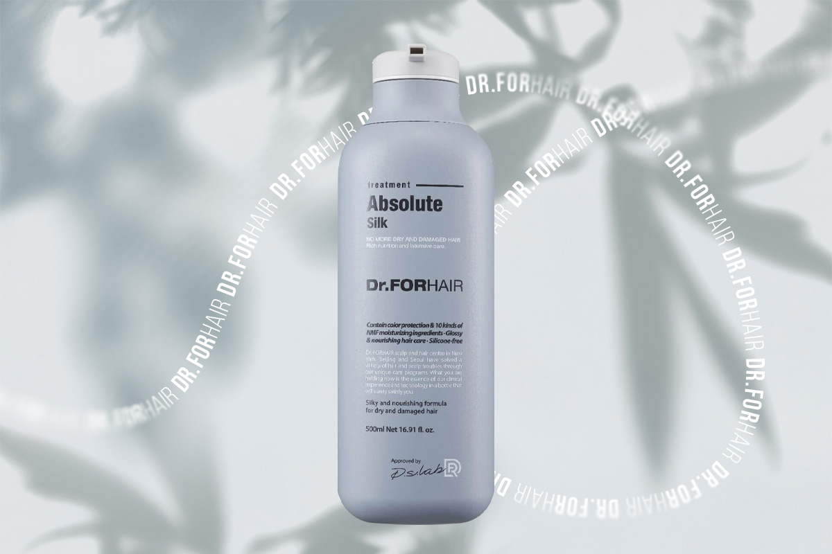 Beauty-засіб тижня: Dr.Forhair, Absolute Silk Shampoo